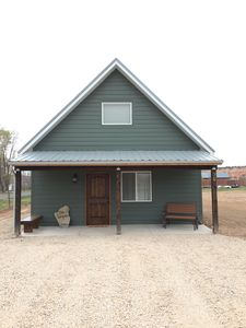 The entire home is all yours! Park right out front for easy access.