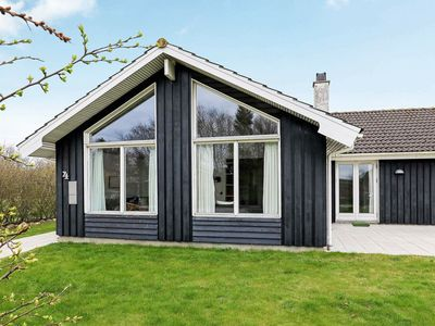 Photo for Minimalist Holiday Home in Fjerritslev with Sauna