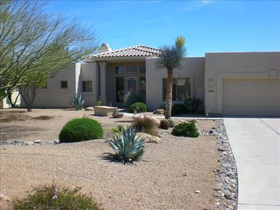 Golf Course Home on Tonto Trail