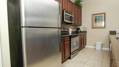 Kitchen side view area