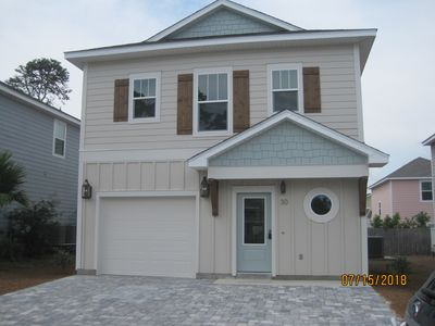 Photo for Beach Blessing.  New Home in Inlet Beach