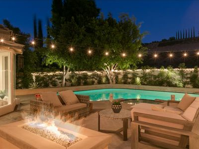 Photo for Perfect La Retreat With Pool, Canyon Views