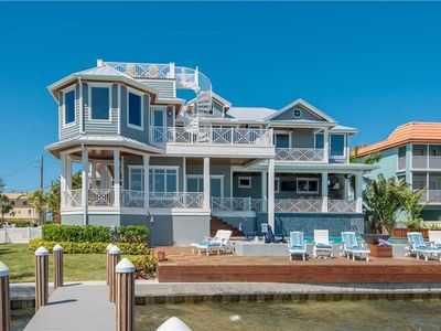 Photo for HUGE House with HUGE SAVINGS! Book this gorgeous bay front home today!