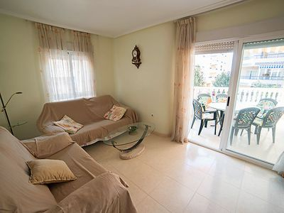 Photo for Apartment Edificio Las Americas in Guardamar del Segura - 6 persons, 3 bedrooms