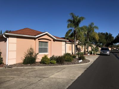 Photo for Walk to Spanish Springs!Newly furnished home! Golf cart included!WiFi!