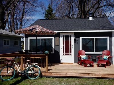 Photo for 1BR Cottage Vacation Rental in Essex, ON