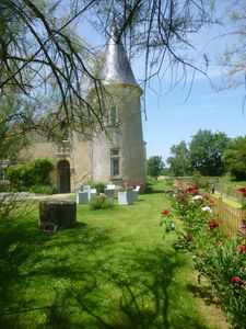 Photo for GITE DU CHATEAU SERIGNY VENDEE