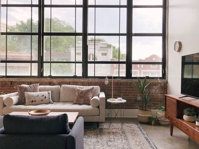 Photo for Sunny Loft w/ View of Gay St