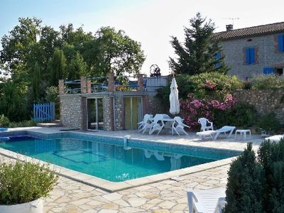 Photo for 3BR Mas Vacation Rental in Saint-Julien-Du-Puy, Occitanie