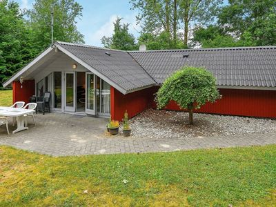 Photo for Bright Holiday Home in Jutland near the Lake