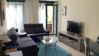 Photo for Cozy apartment in Pedreguer, Costa Blanca