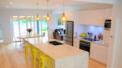 Photo for The Bay Stay - Beachside Oasis Bateau Bay