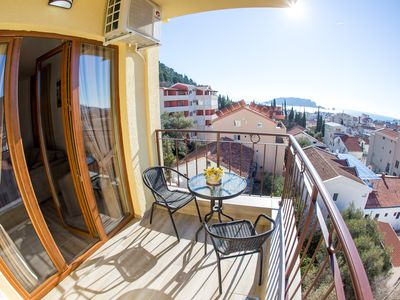 Photo for Apartment  with sea view in Arvala lux hotel