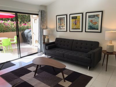 Photo for Modern Oasis in Downtown Palm Springs!