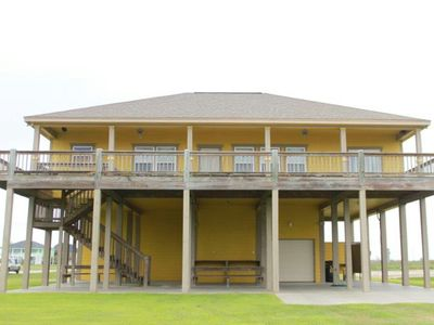 Photo for Bridjetty Custom Built Home with Huge Wraparound Deck! Fantastic Ocean Views!