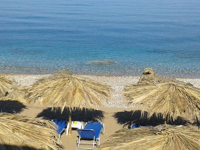 Photo for Enjoy the sun and the sea at a small village in Greece