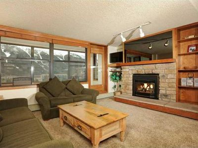 Photo for 150 YDS to LIFT@ Copper Mtn. Condo 2 BR/3 FULL BATHS, SLEEPS 8+