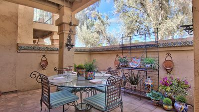 Photo for Enjoy this beautiful, finely detailed vacation getaway located in the sought after Scottsdale Ranch Racquet Club! 1 Month Minimum.