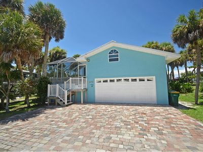 Photo for Trouvaille - a lucky beachfront find with pool and 3 bedrooms and 4 baths.