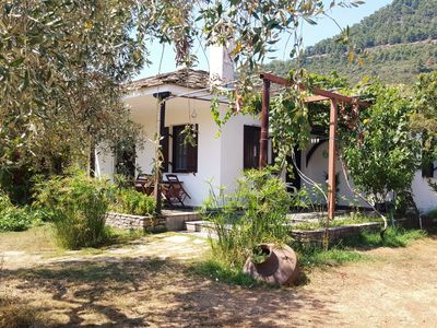 Photo for Traditional Villa with Wifi and Air Conditioning at only 150m from the Beach !