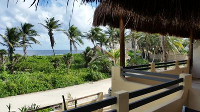 Photo for Brand new villa in Tankah, Tulum. 3 bedrooms, pool, direct access to ocean