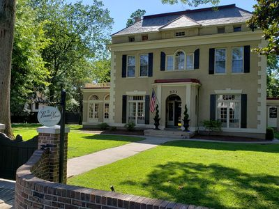 Photo for Stunning Boutique Bed and Breakfast - Magnolia Suite