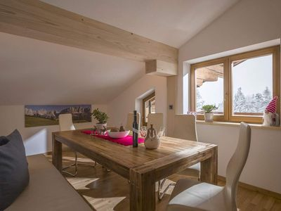 """Photo for Apartment """"Panoramablick"""", 5 bedrooms - Apartment Obermühlberg"""