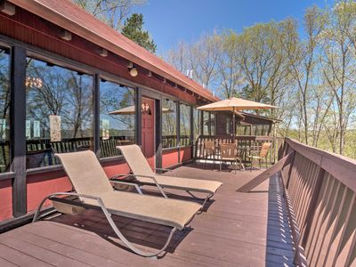 Photo for 'Ledge Lodge' w/ Pool & Cumberland Valley Views!