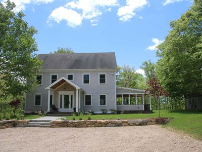 Photo for Private and quiet family compound close to Lambert's Cove and Cedar Tree Neck