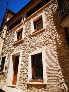 Photo for Casa Antic Forn de PAüls. Complete accommodation completely renovated in 2008