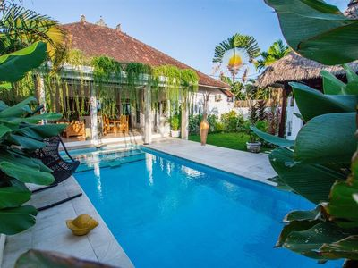 Photo for House in Kuta with Internet, Pool, Air conditioning, Parking (1025610)