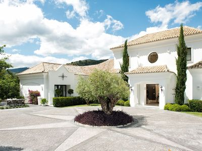 Photo for Villa Nature - Luxury Villa Marbella