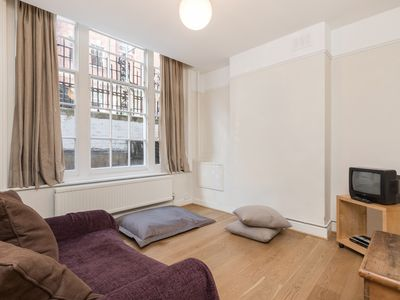 Photo for Apartment 12, Slowley House, Oxford Circus Area, Central London