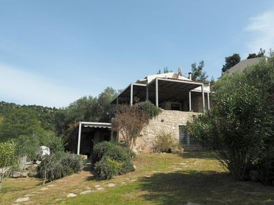 Photo for Modern furnished holiday home, perfect located directly at the sea, Wifi | Spath