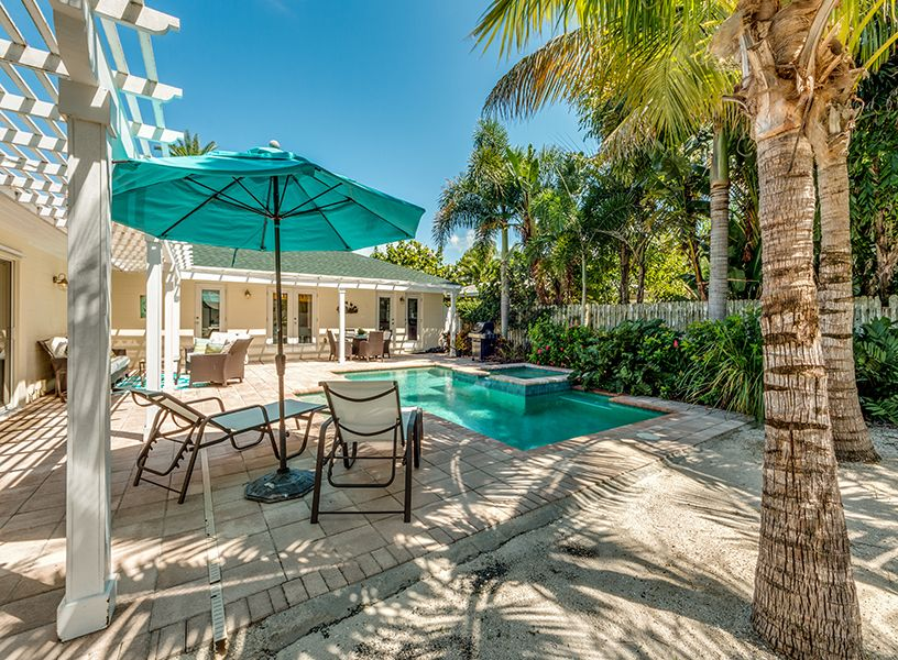 Island dream monthly beach rental clearwater beach for Dream home rentals