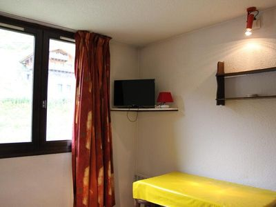 Photo for Apartment Val Thorens, studio flat, 2 persons