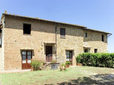 Photo for Vacation home Sant'Anna (MOI 224) in Montaione - 10 persons, 4 bedrooms