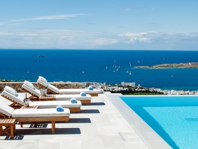 Photo for Villa Daphne in Paros, Greece