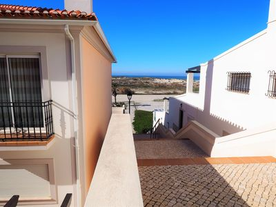 Photo for 2 bedroom villa 200 meters from the beach with access to a heated pool