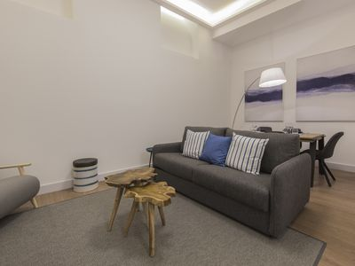 Photo for High Ceiling Duplex Apartment at Cais do Sodre