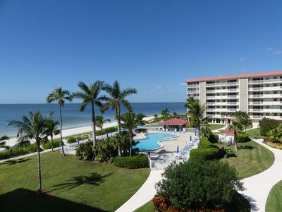 Photo for Gulf Front Condo on Bonita Beach: Spectacular Views