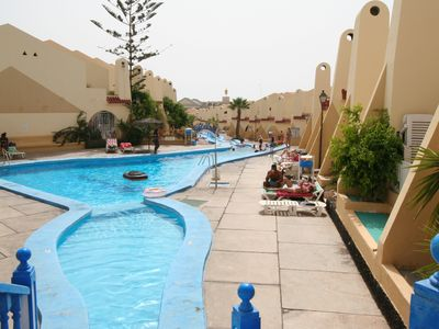 Photo for MareVerde | New Renovation | 2 bedrooms | sleeps 6 | top location | Playa Fañabe