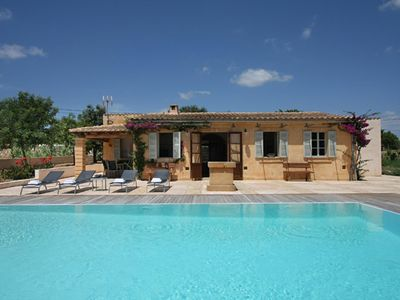 Photo for Country house located near the town of Porto Cristo