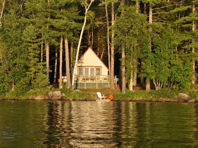 Photo for Traditional Camp on Pushaw Lake