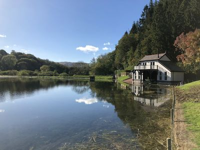 Photo for The Boathouse at The Fisheries, AFONWEN