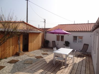 Photo for Fisherman's house, sleeps 5, for a friendly stay in La Rochelle