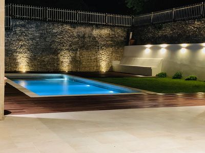 Photo for White Villa - luxury 3 bedrooms villa with pool