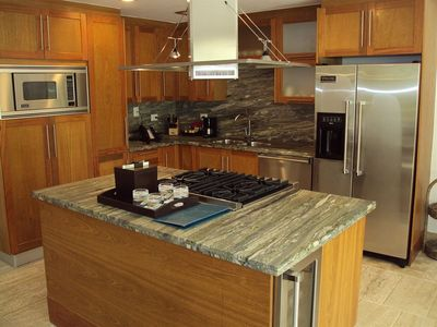Fully Equipped Integrated Kitchen.