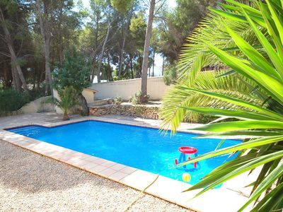 Photo for 5BR Villa Vacation Rental in Moraira