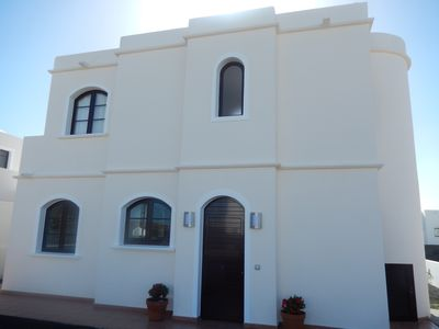Photo for Beautiful house with sea views, on two floors